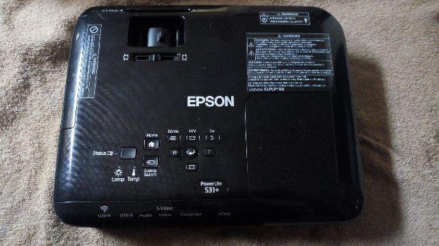 Projetor Epson s31