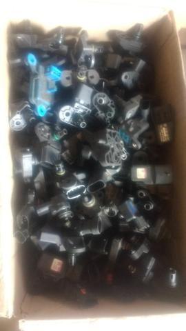 Sensores de lenta fst,fitas de ayrbag,sensor de pedal,maps e outros