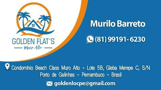 Beach Class Gold Muro Alto - Foto 2