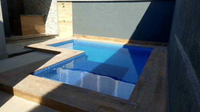 Imperdível casa com design moderno prox ao Park way!!!! - Foto 18