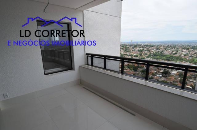 Apartamento à venda com 4 dormitórios em Park lozandes, Goiânia cod:COBEURO268 - Foto 5