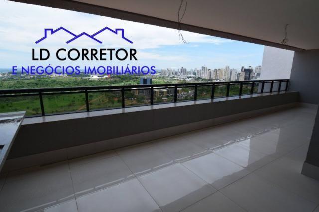 Apartamento à venda com 4 dormitórios em Park lozandes, Goiânia cod:COBEURO268 - Foto 11