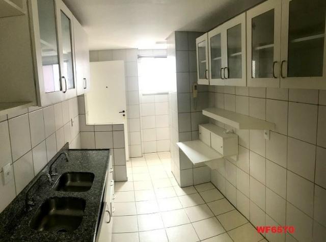 Edifício Aldeota Style, apartamento com 3 quartos, 2 vagas, projetado, nascente, Aldeota - Foto 5