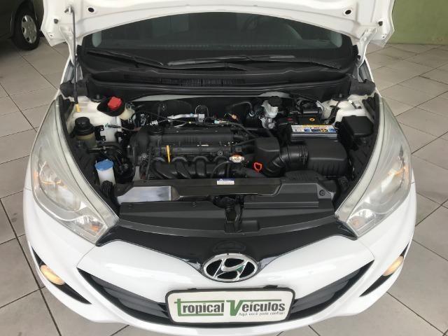 Hyundai Hb20S Premium 1.6 2014 Automático - Foto 12