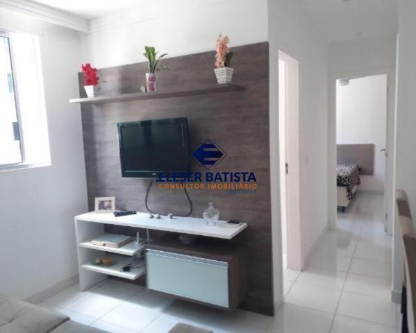 Apartamento à venda com 2 dormitórios em Colina de laranjeiras, Serra cod:AP00067 - Foto 5