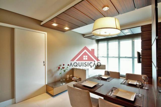 Apartamento com 3 dormitórios à venda, por r$ 399.000 - boa vista - curitiba/pr - Foto 9