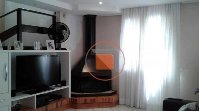 Casa com 3 dormitórios à venda, 276 m² por - bela vista - gravataí/rs - Foto 5