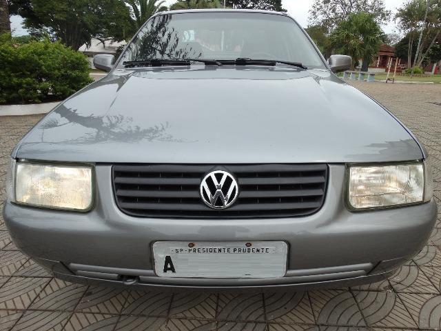 Vw - Volkswagen Santana 2.0MI_CoMpletO_ExtrANovO_LacradOOriginaL_Placa A_ - Foto 6