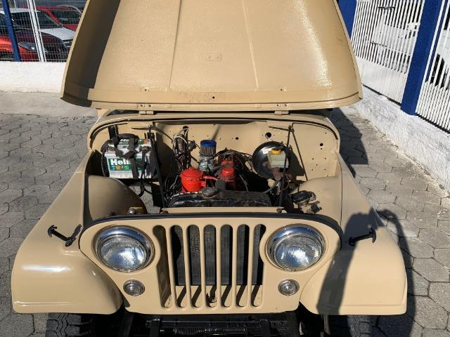Jeep Willys 1961 - Foto 8