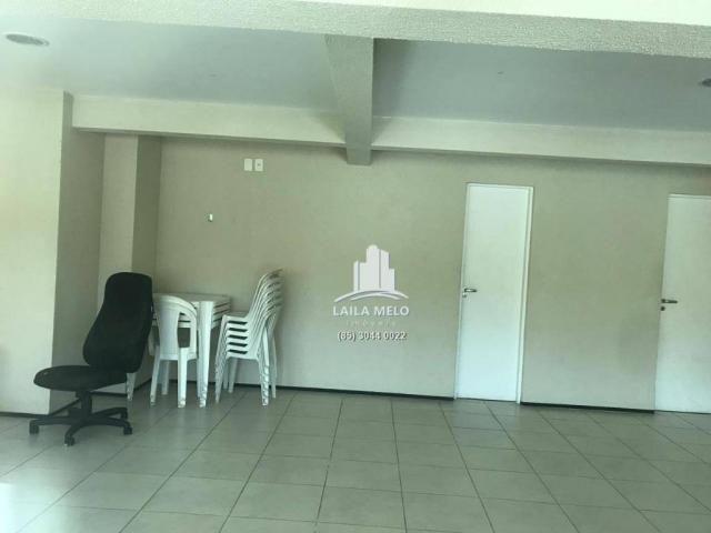 Apartamento residencial à venda com 03 suítes, Papicu, Fortaleza. - Foto 4