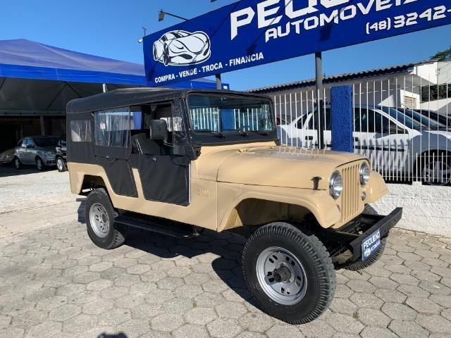 Jeep Willys 1961 - Foto 3
