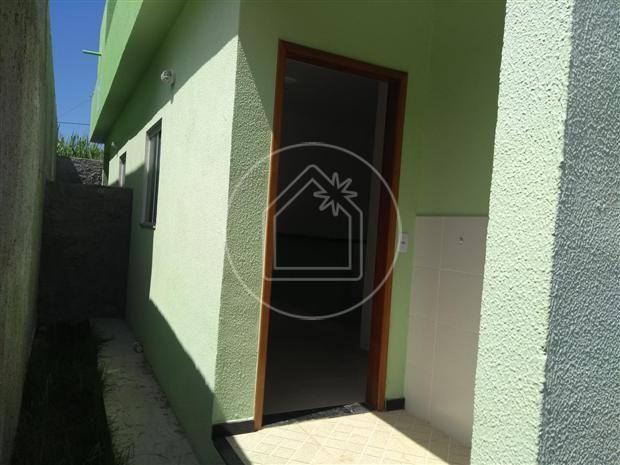 Casa de condomínio à venda com 1 dormitórios em São josé do imbassaí, Maricá cod:863638 - Foto 5