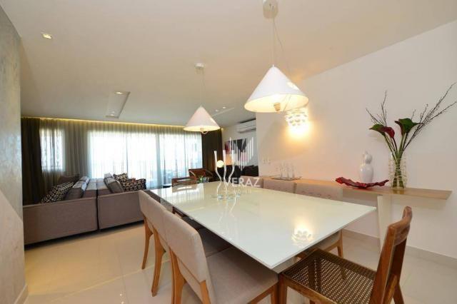 Apartamento com 4 dormitórios à venda, 152 m² por r$ 1.400.000,00 - varjota - fortaleza/ce - Foto 5