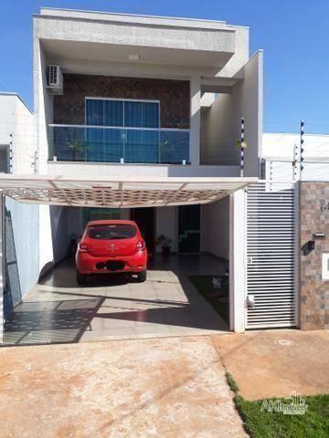 Sobrado à venda, 153 m² por R$ 480.000,00 - Jardim Dias I - Maringá/PR
