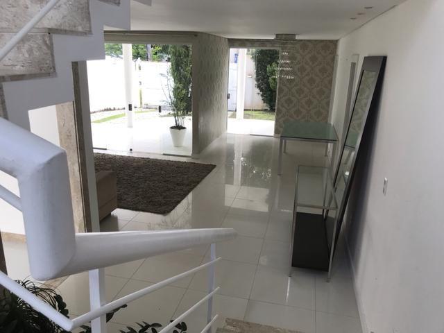 Casa condomínio fechado no Stiep - 3 suítes - Foto 4
