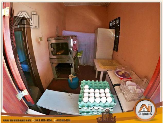 Vendo casa com terreno no bairro antonio bezerra - Foto 10