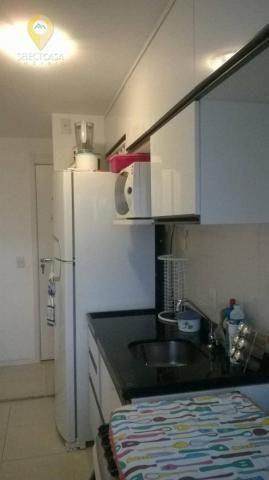 Excelente apartamento 3 quartos no villaggio manguinhos em morada de laranjeiras - Foto 5
