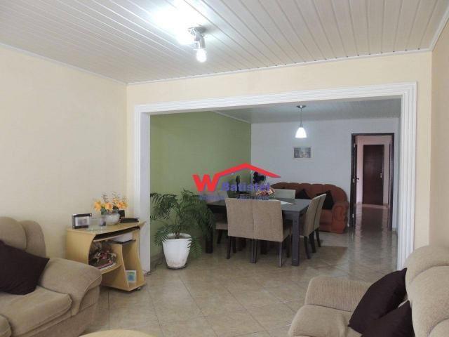 Casa com 3 dormitórios à venda, 170 m² por r$ 380.000 - rua líbia nº 711 - rio verde - col - Foto 4