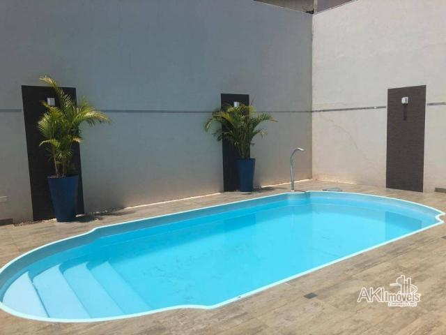 Casa de alto padrão com 3 dormitórios à venda, 198 m² por R$ 600.000 - Residencial Atlânti - Foto 5