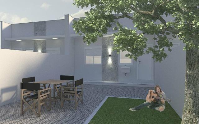 Casa pronta para morar / Financiamento pelo banco