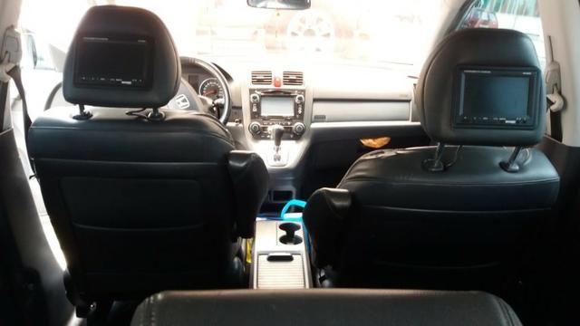 Honda-CRV-EXL/2010, 4 X 4, Teto Solar, Automático, Top - Foto 9