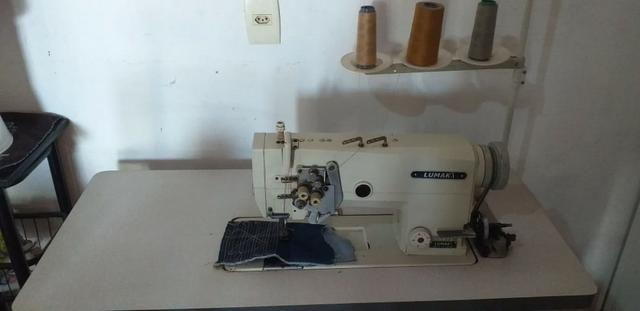 Máquina 2 agulhas com desligamento - Foto 5