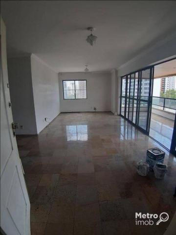Apartamento com 3 quartos para alugar, 200 m² por R$ 2.000/mês - Jardim Renascença - São L - Foto 2