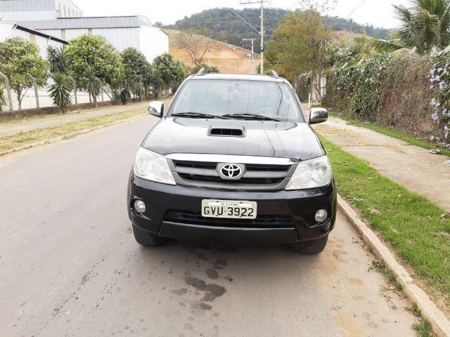 Toyota SW4 preta - Foto 4