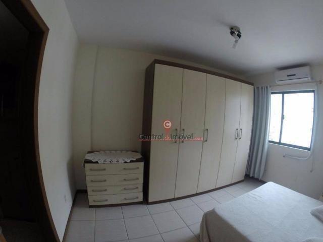 Apartamento com 3 dormitórios para alugar, 131 m² por R$ 500,00/dia - Centro - Balneário C - Foto 6