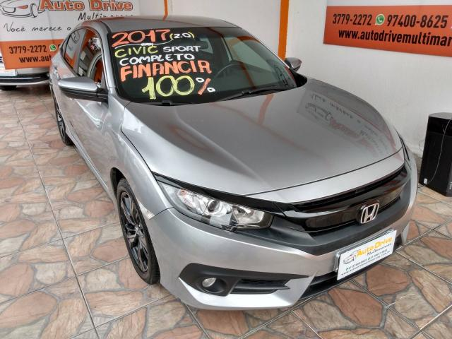 HONDA CIVIC 2016/2017 2.0 16V FLEXONE SPORT 4P CVT