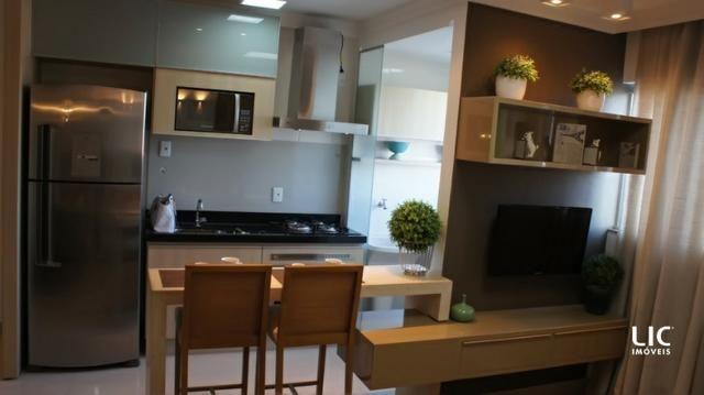 Apartamento 2 Qts com suite, Porcelanato, Jardim Atlântico/Vila Rosa