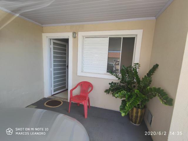 Casa 2 quartos no condomínio vida bela com benfeitorias - Foto 2