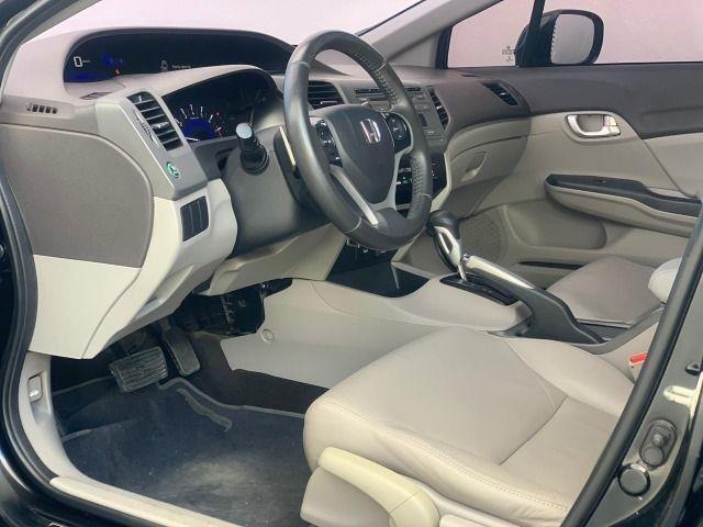 Honda Civic LXR 2014 Aut - Foto 3