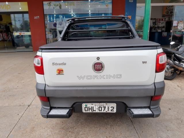 Fiat Strada Working CD 1.4 - Foto 6