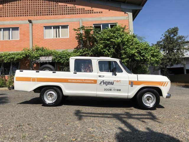 Chevrolet D10 Pernkins Diesel