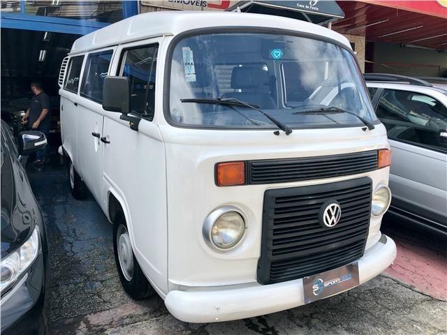 Volkswagen Kombi 1.4 mi std lotação 8v flex 3p manual - Foto 3