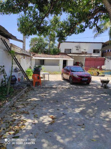 GMImoveis: Casa. C/ Terreno. Em Candeias, 12x30 Escriturado. 250.Mil. Aceito . Carro - Foto 6