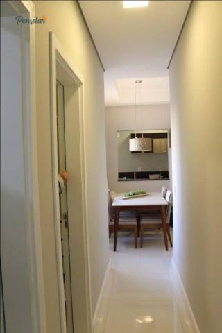 Apartamento com 3 dormitórios à venda, 63 m² por R$ 353.038,75 - Jardim Vista Verde - Inda - Foto 20