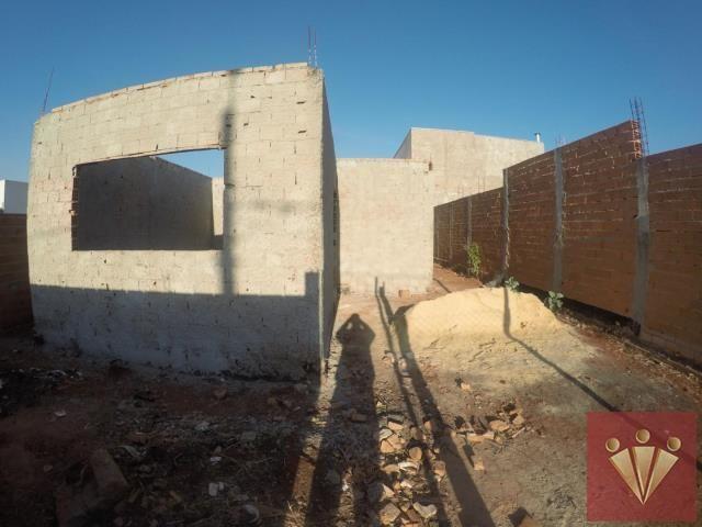 Casa com 3 dormitórios à venda por R$ 160.000 - Jardim Veneza - Mogi Guaçu/SP