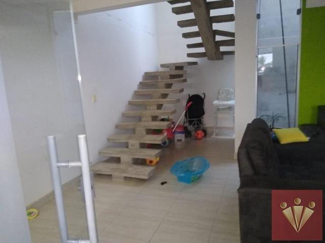 Casa com 3 dormitórios à venda por R$ 350.000 - Parque Dos Eucaliptos - Mogi Guaçu/SP - Foto 2