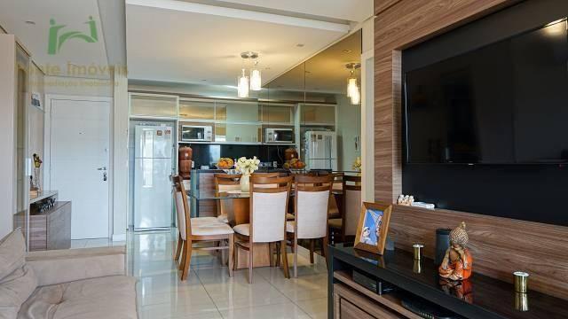 Apartamento com 2 dormitórios à venda, 75 m² por R$ 580.000,00 - Itacorubi - Florianópolis - Foto 11