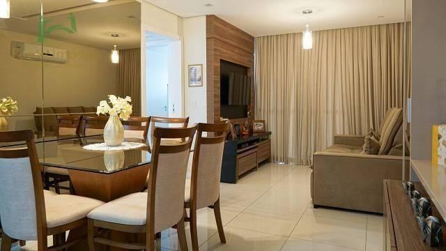 Apartamento com 2 dormitórios à venda, 75 m² por R$ 580.000,00 - Itacorubi - Florianópolis