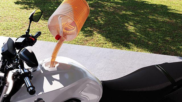 Galão Henfa para Combustíveis - Foto 4