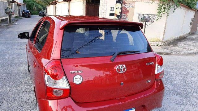 Toyota Etios 1.3 2018 - Foto 13
