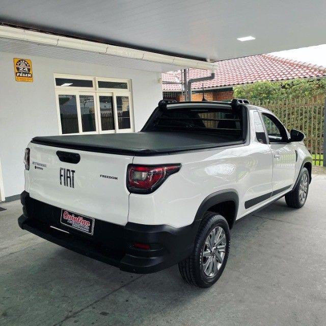 Fiat Strada Freedom 1.3 cs 2021 - Foto 6