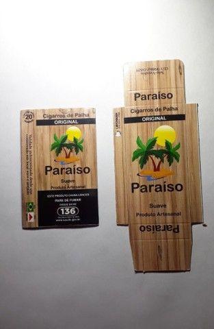 Cigarros de Palha Paraíso - Caixinha - Foto 2