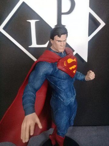 Boneco Colecionável Superman Liga Da Justiça - Foto 5