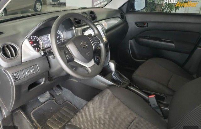 Suzuki Vitara 4All Automático 2017 Todas as revisões na concessionária  - Foto 4