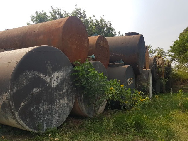 Tanques Aço Carbono - Foto 2