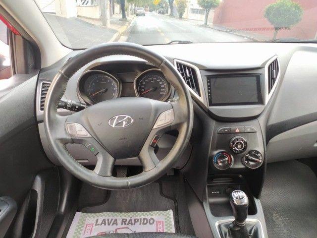Hyundai HB20 1.6 Premium Vermelho 2015 - Foto 11